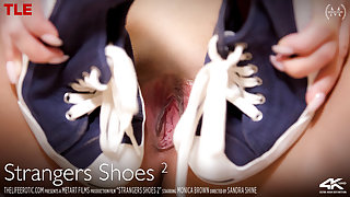 Strangers Shoes 2 - Monica Brown - TheLifeErotic