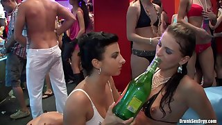 Drunk Sexy Girls Hardcore Group Porn Video