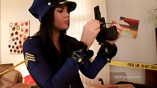 Madison Parker - Police Anal