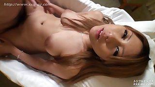 Japanese hot babe porn video - lovemaking clip