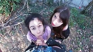 Dispirited Indian Girl Gender By Chum around with annoy Road