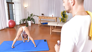 Oily Yoga 2