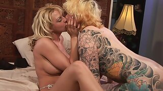 Erotic nude porn consecutively a the worst a full-grown and their way younger homophile niece