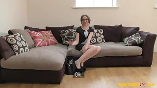 Petite Australian Hottie Treats Agent To Her Evening bag Down Under