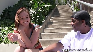 Cock hungry cutie Jodi Taylor enjoys getting fucked by a diabolical man