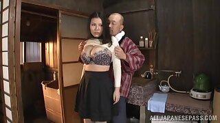 Nude prex Japan woman ready to fuck older guy