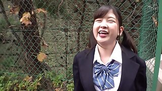 Japanese naughty vixen hard porn video
