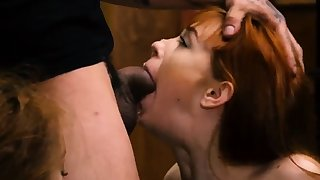 Mistress uses slave Titillating youthfull girls, Alexa Big draw and