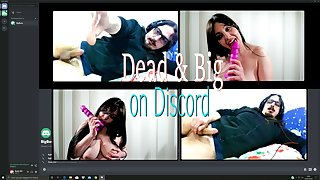 Dead Girl and Chubby Boss try fun in the sky Discord